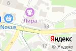 Схема проезда до компании Лука Пачоли-Аудит в