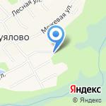 Эники-Бэники на карте Санкт-Петербурга