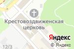 Схема проезда до компании Komod.ua в
