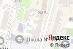 Схема проезда до компании Элит Пошив ТД в