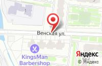 Схема проезда до компании ЭВИТА в Кудрово