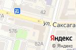 Схема проезда до компании Прибуток в