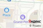 Схема проезда до компании УкрАвто в