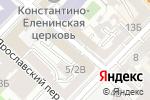 Схема проезда до компании Український фінансовий альянс, ПрАТ в