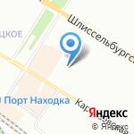 Жилкомсервис №2 Невского района на карте Санкт-Петербурга