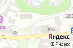 Схема проезда до компании Шатро в