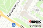 Схема проезда до компании Синий лось в Санкт-Петербурге