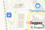 Схема проезда до компании Магазин разливного пива и кваса в Токсово