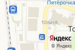 Схема проезда до компании Фермерское хозяйство в Токсово