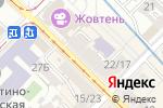 Схема проезда до компании ПЗУ Україна, ПрАТ в