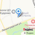 Вита Норд на карте Санкт-Петербурга