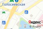 Схема проезда до компании Ромашка в