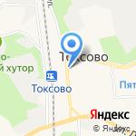 Вологодские продукты на карте Санкт-Петербурга
