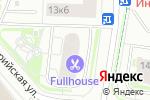 Схема проезда до компании Солнышко в Кудрово