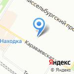 Детская городская поликлиника №73 на карте Санкт-Петербурга