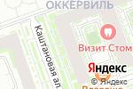 Схема проезда до компании Хеликс в Кудрово
