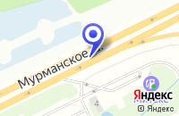 Схема проезда до компании OBI ДЫБЕНКО во Всеволожске