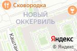 Схема проезда до компании Платежный терминал, Петербургский социальный коммерческий банк в Кудрово