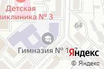 Схема проезда до компании Введенська в