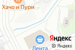 Схема проезда до компании Profilesk в Кудрово