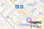 Схема проезда до компании Київбуд в