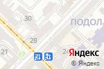 Схема проезда до компании applefix в