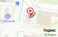 Схема проезда до компании Ломбард Фрегат в Кудрово