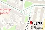 Схема проезда до компании Нотариус Якименко В.А. в