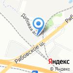 БлагоСтрой на карте Санкт-Петербурга