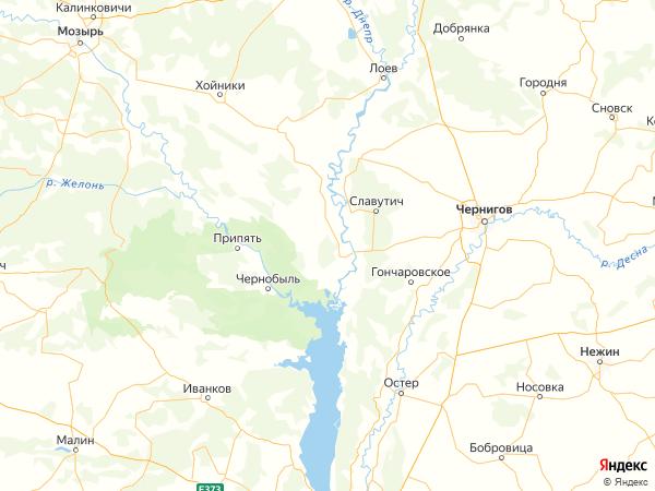 поселок Карловка на карте