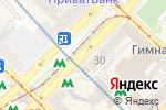 Схема проезда до компании Sirio в