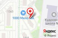 Схема проезда до компании Союз в Кудрово