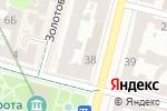 Схема проезда до компании Адвокаты Ворожбит О.Б. и Бородчук М.А. в