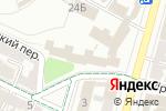 Схема проезда до компании Wai Thai в