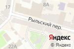 Схема проезда до компании Адвокат Старшинский В.А. в