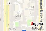 Схема проезда до компании Сова, ГК в
