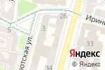 Схема проезда до компании Державна прикордонна служба України в
