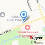 Петербургский ломбард на карте Санкт-Петербурга