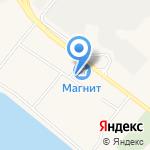 СПБСНАБ на карте Санкт-Петербурга