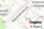 Схема проезда до компании Українська Гельсінська спілка з прав людини в