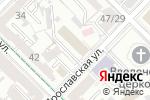 Схема проезда до компании Український центр з контролю та моніторингу захворювань в