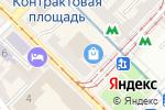 Схема проезда до компании Русское перестраховочное агентство в