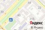 Схема проезда до компании Hayat Estate в