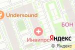 Схема проезда до компании Белорусский домик в Кудрово