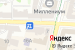 Схема проезда до компании Міністерство регіонального розвитку, будівництва та житлово-комунального господарства України в