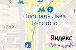 Схема проезда до компании Нотариус Цукурова С.С. в
