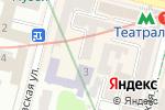 Схема проезда до компании TUI в