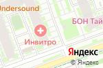 Схема проезда до компании Кухни Гармония в Кудрово