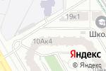 Схема проезда до компании БП-4 КМБ-1, ТОВ в