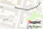 Схема проезда до компании Нотариус Тимошенко Л.А. в